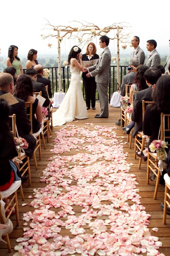 This is Gorgeous, wedding altar / arch