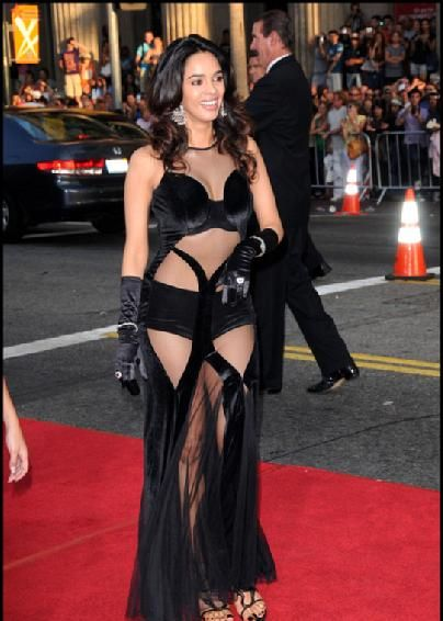 Worst Red Carpet Dresses Ever - ... thought this was appropriate ...