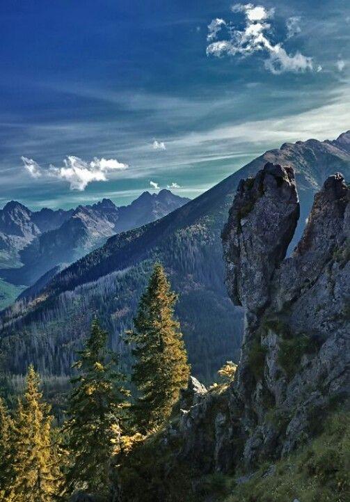 Vysoke Tatry - High Tatras mountains