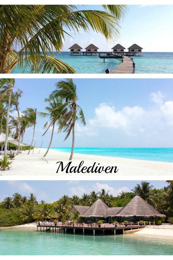 Malediven: Traumziel für Flitterwochen #Hochzeitreise #Honeymoon #Flitterwochen
