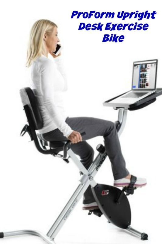 Proform Upright Desk Exercise Bike Workout Exercise Affiliate