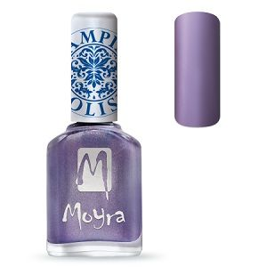 COMING SOON Moyra Stamping Nail Polish- No. 11 (Metal Purple)