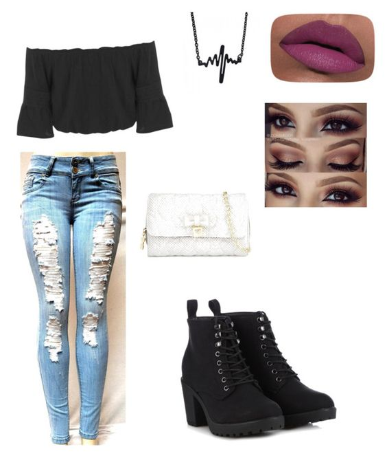 """hanging"" by bethanie-bl ❤ liked on Polyvore"