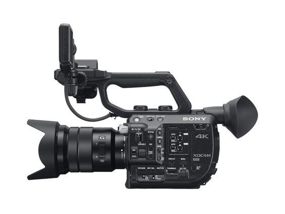 商品の写真 | PXW-FS5 | XDCAM™ | 映像制作機材 | 法人のお客様 | ソニー