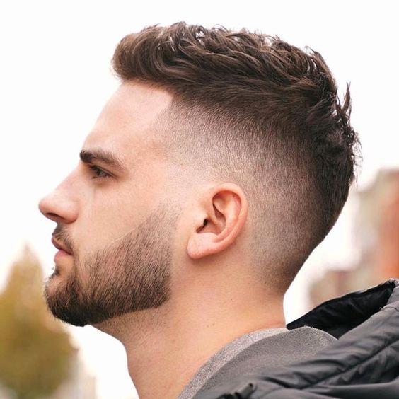 Kisa Sac Modelleri With Images Short Fade Haircut Cool