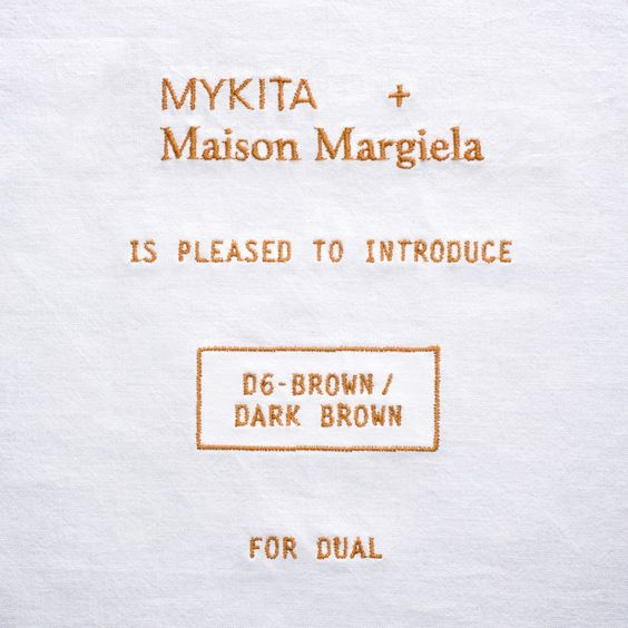 MYKITA + Maison Margiela welcome: D6 Brown/Dark Brown, the second new colourway for the DUAL sunglasses collection. Now available in MYKITA Shops and selected stores worldwide. Discover the complete collection: http://my-k.it/mm