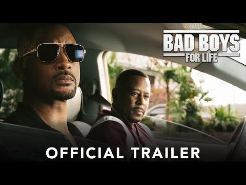 Marcus And Mike Are Forced To Confront New Threats Career Changes And Midlife Crises As They Join The Newly Created Elite Te Bad Boys 3 Bad Boys Life Trailer