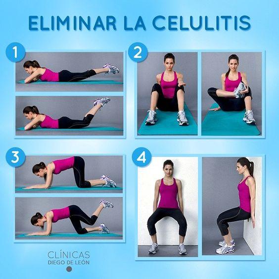 Resultado de imagen de ejercicios cellulite