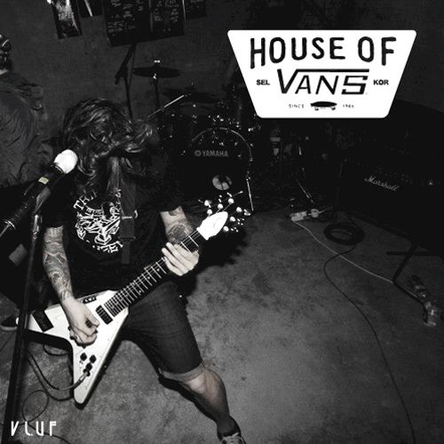 House of Vans, basically an enormous worldwide event series, is coming to Korea this Feb. YES.