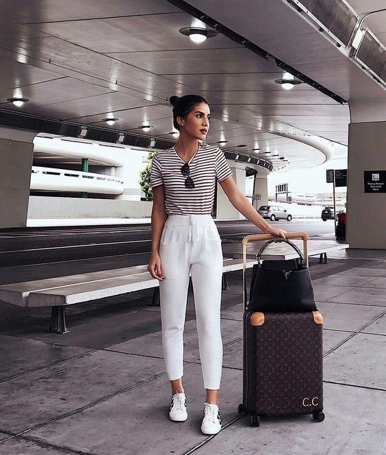 Inspirações: looks para viagens | Looks para viagem, Looks, Looks estilosos