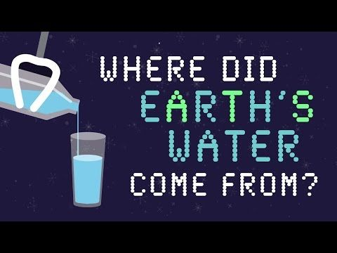 Where did Earth's water come from? Water covers over 70% of the Earth, cycling from the oceans and rivers to the clouds and back again. It even makes up about 60% of our bodies. But in the rest of the solar system, liquid water is almost impossible to find. So how did our planet end up with so much of this substance? And where did it come from? Zachary Metz outlines the ancient origins of water on Earth. View full lesson: http://ed.ted.com/less
