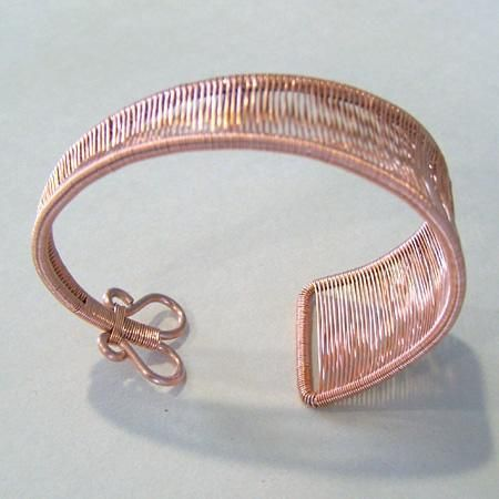 Awesome bracelet designed by Jodi Bombardier