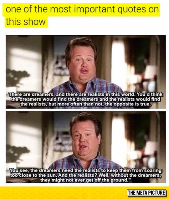 Favourite Line From Modern Family: