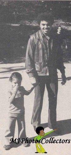 Joe and Janet Jackson