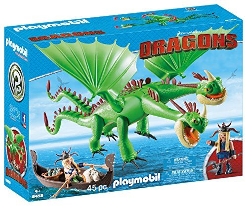 Playmobil How To Train Your Dragon Twins With Barf And B Https Www Amazon Com Dp B079n How Train Your Dragon How To Train Your Dragon How To Train Dragon