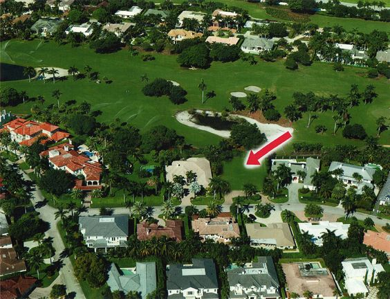 This is The Royal Palm Yacht and Country Club that surrounds the property where The Coventry is to be located. Behind the property is a Jack Nicklaus Signature Golf Course.