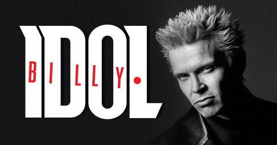 Billy IDOL at The Tabernacle - Atlanta , GA  January 22, 2014 Tour 2014/15 - I Will BE THERE!!!!!!!!  Buying my Meet & Greet ;)