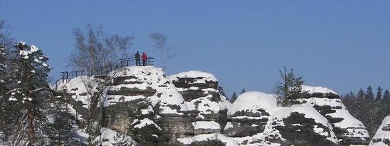 Sächsische Schweiz - Elbsandsteingebirge - Hotel Pension Ferienwohnung