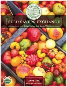 Some of my favorite seed catalogs.  For folks wanting to avoid Monsanto (Seminis) products,