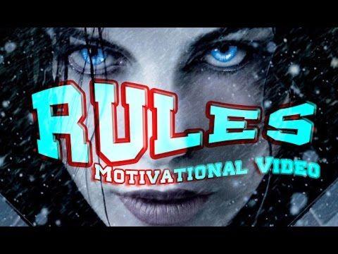 RULES  Motivational Video ᴴᴰ http://youtu.be/iGuOmj9_SqQ