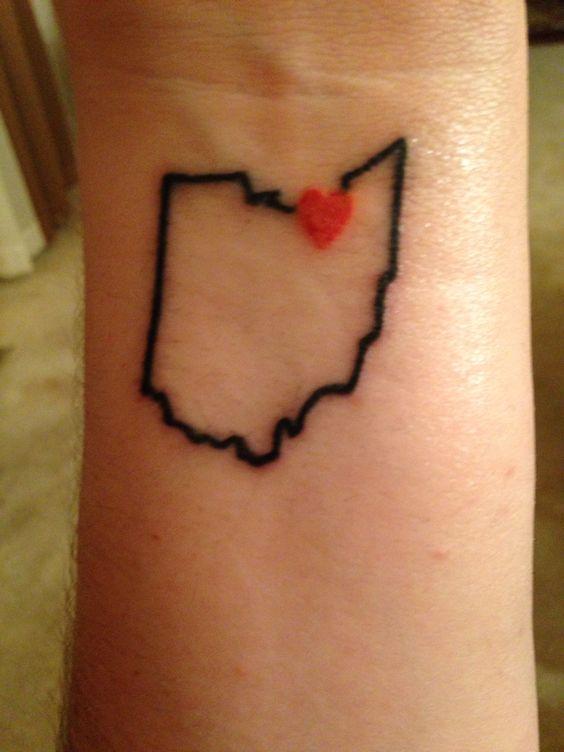 Cleveland Ohio born and raised.