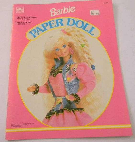 Hey, I found this really awesome Etsy listing at http://www.etsy.com/listing/158032663/set-of-4-vintage-barbie-paper-doll-books