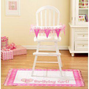 Cute idea for high chair