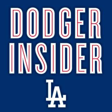 The new Dodgers Insider...www.Dodger.com/Insider