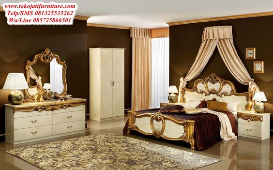 12 best Classical Bedrooms - Κρεβάτια Κλασικά images on Pinterest ...