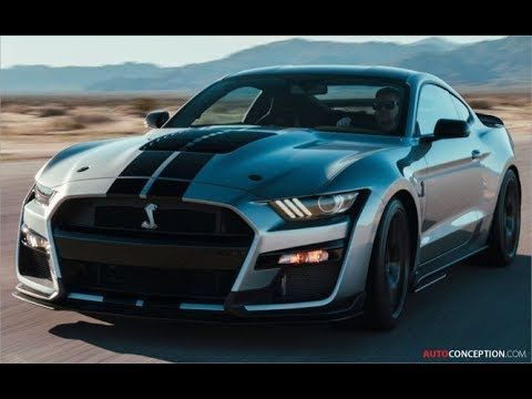 Video 2020 Ford Mustang Shelby Gt500 The Most Powerful Street