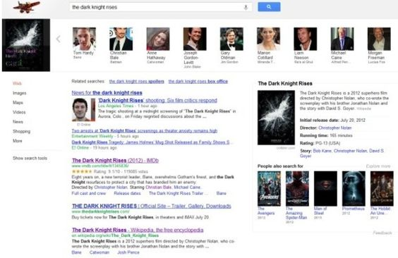 Google may soon really push this Knowledge Graph thing in front of your face