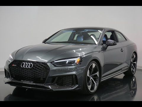 2019 Audi Rs5 Coupe Revs Walkaround In 4k Youtube Audi Rs5 Rs5 Coupe Super Luxury Cars