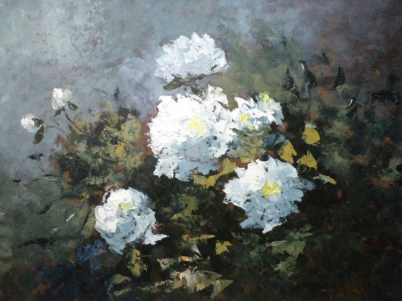 Peonias Pintor Helmut Lemp ( helepe)