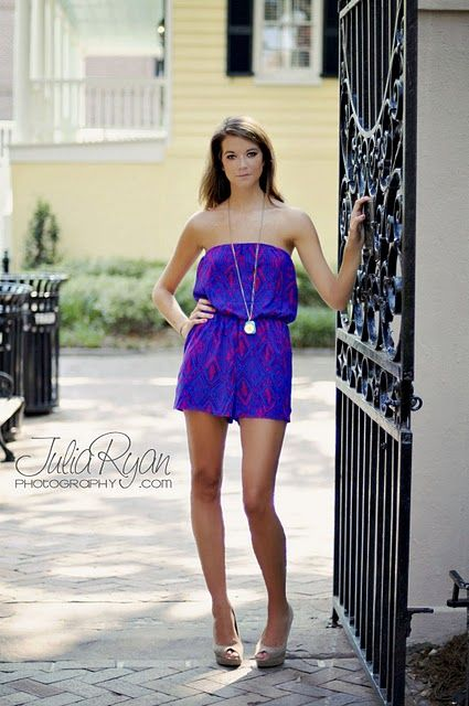 i NEED this romper.