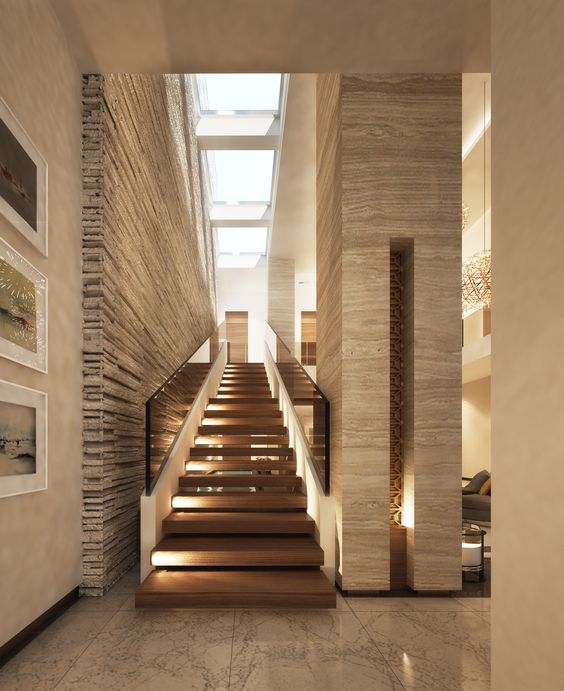Inspirational Stairs Design: 17 Best Images About Interior Lightings