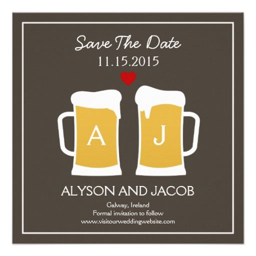 Make your own save the date cards online free in Brisbane