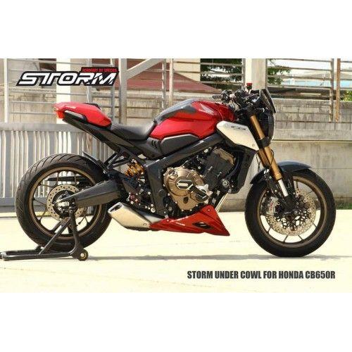 Honda CBR650R 2019 Storm Rear Seat Cowl Cover