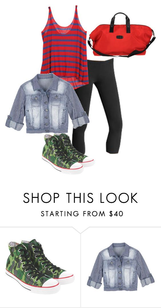"""""""- Sainabou"""" by soniawashere ❤ liked on Polyvore featuring Splendid, Enza Costa, Converse and Nannini"""