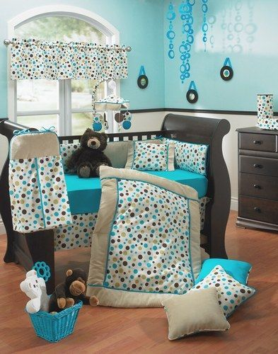 Colors ideas and bebe on pinterest for Decoracion de cuartos para bebes