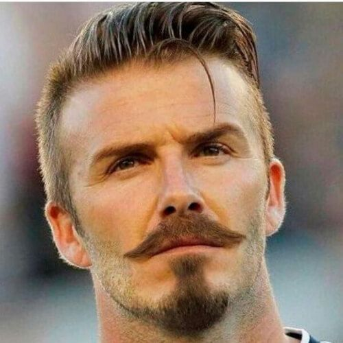 50 Mustache And Goatee Styles For That Devilish Look With Images