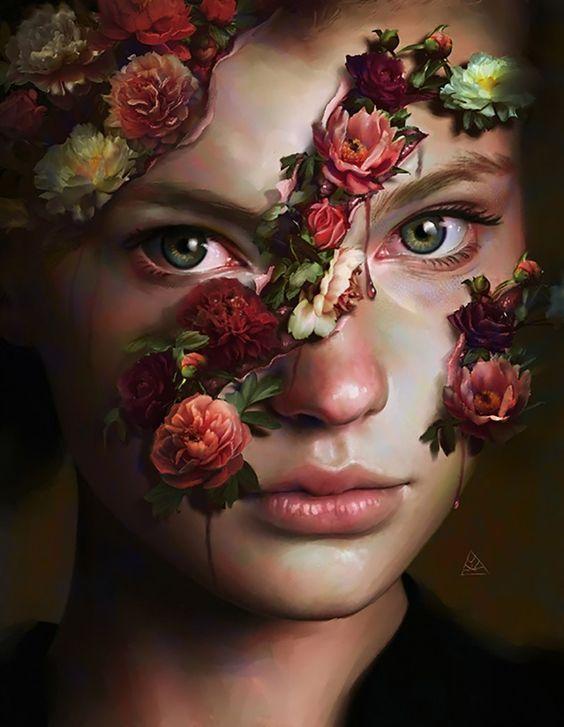 A arte sensível e misteriosa de Aykut Aydogdu - Geekness