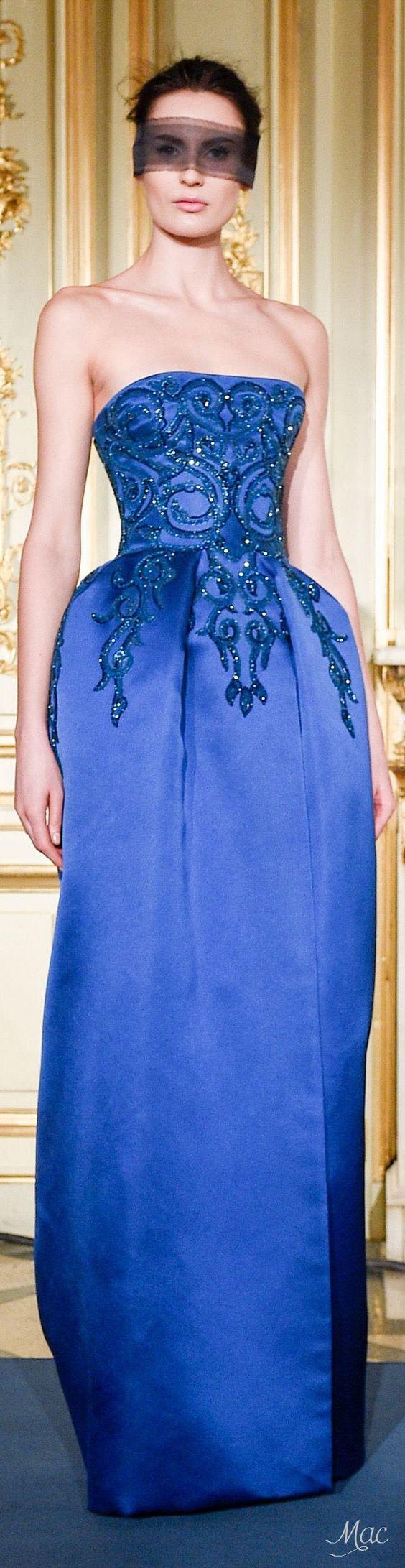 Spring 2016 Haute Couture Rami Al Ali