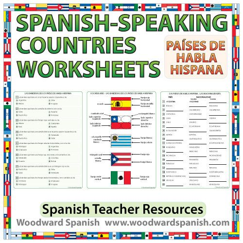 Worksheets For Spanish Speakers : Worksheets for teaching english to spanish speaking adults