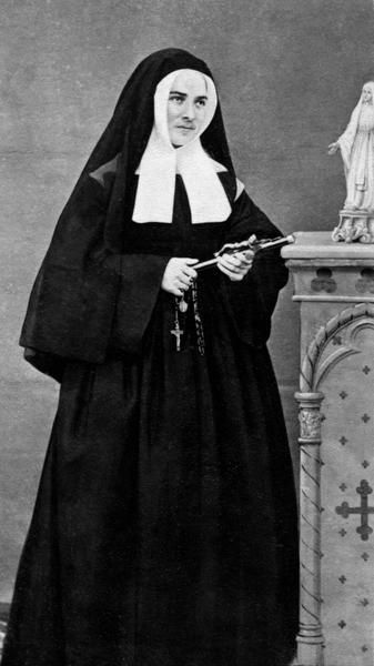 Not all modern nuns wear old fashioned habits thinkstock images