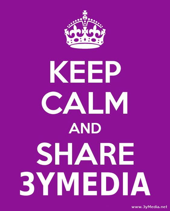 Share 3yMedia and Like this ;-)