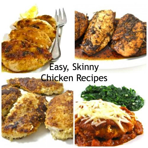 8 Skinny Chicken Recipes Everyone Will Love I M Sharing 8
