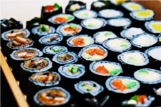 ... Spicy Crab Roll Plum Roll Spicy Shrimp Roll Smoked Salmon Roll Raw