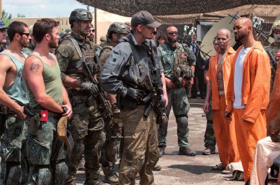 Esquadrão Suicida – Divulgadas novas imagens do filme! - Legião dos Heróis