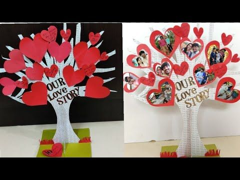 Anniversary Gift Ideas For Husband Birthday Gift Ideas For Boyfriend Handmade Diy Papersai Arts Youtube Anniversary Gifts Boyfriend Gifts Birthday Gifts
