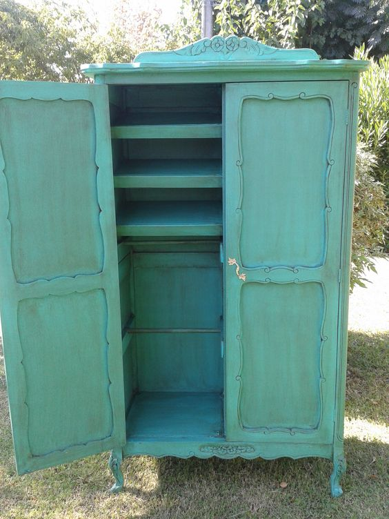 En decora muebles vas encontrar roperos a la venta con las - Mueble provenzal frances ...